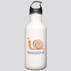 Snailed It Stainless Water Bottle 1.0L