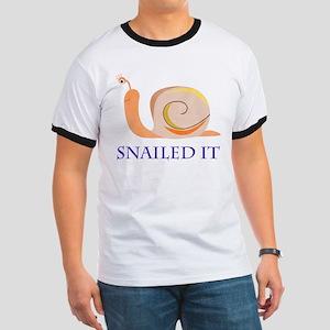 Snailed It Ringer T