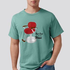 Best Seat Mens Comfort Colors Shirt