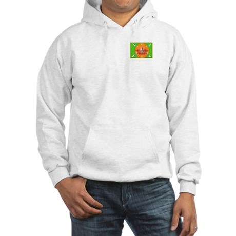 Buddha & Haiku Hooded Sweatshirt