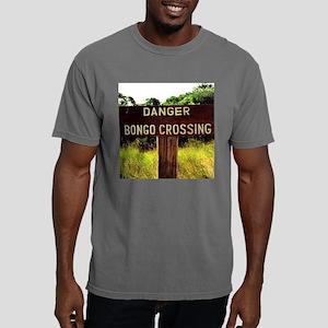 Bongo Crossing Cover Mens Comfort Colors Shirt