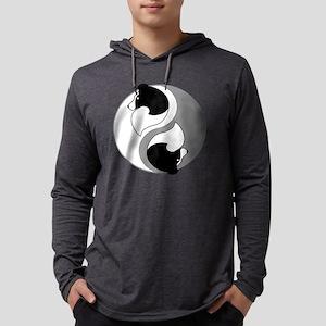 bi-balance Mens Hooded Shirt