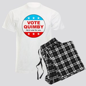 Vote Quimby Men's Light Pajamas