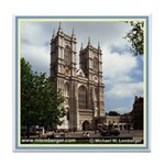 Westminster Abbey Tile Coaster