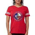 Texas Masons. A Band of Brot Womens Football Shirt