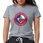 Texas Masons. A Band of B Womens Tri-blend T-Shirt