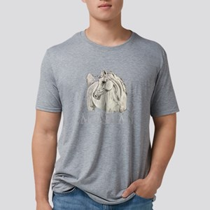 Arabian Art Mens Tri-blend T-Shirt