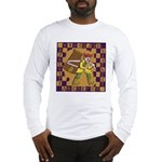 Rook On Back Long Sleeve T-Shirt