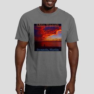 Lido Beach Florida Mens Comfort Colors Shirt