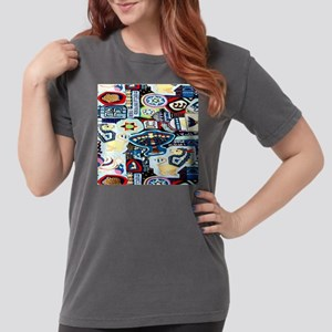 a ch collage 2 Womens Comfort Colors Shirt