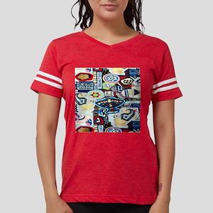 a ch collage 2 Womens Football Shirt