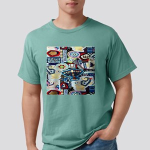 a ch collage 2 Mens Comfort Colors Shirt