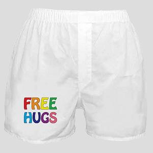 Free Hugs Boxer Shorts