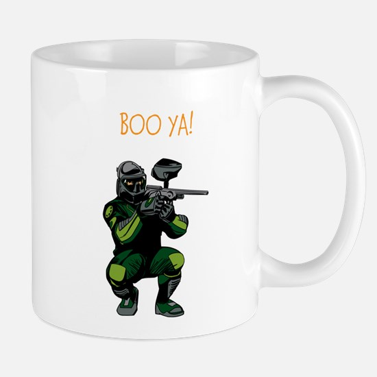 BOO YA Paintballer Mug