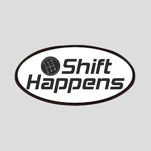 Shift Happens Patches