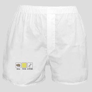 Rock Paper Scissors Boxer Shorts