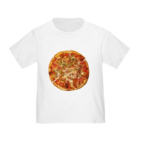 Thank God for Pizza Toddler T-Shirt