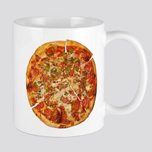 Thank God for Pizza Mug