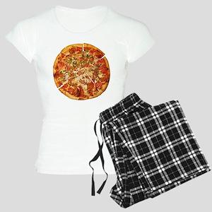Thank God for Pizza Women's Light Pajamas