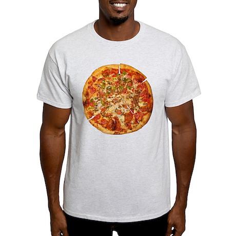 Thank God for Pizza Light T-Shirt