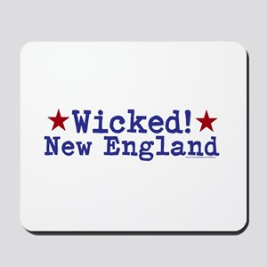 Wicked! New England Mousepad