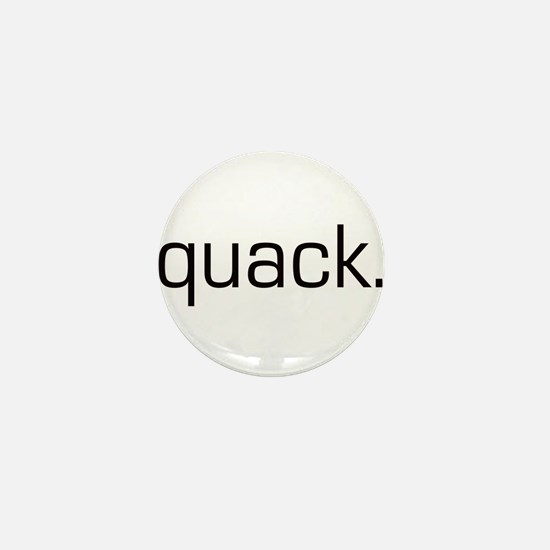 Quack Mini Button