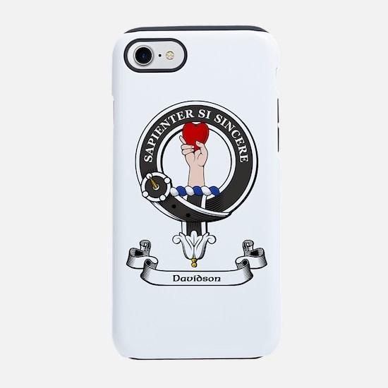 Badge-Davidson [Inverness] iPhone 7 Tough Case