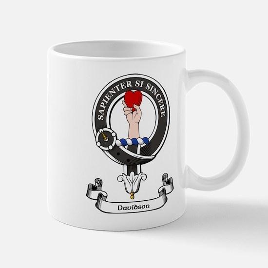 Badge-Davidson [Inverness] Mug