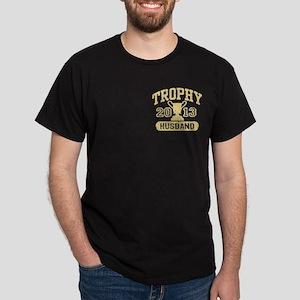 Trophy Husband 2013 Dark T-Shirt