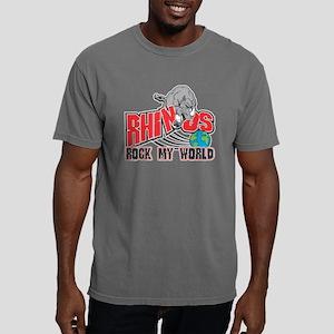 RhinosRockWorld Mens Comfort Colors Shirt