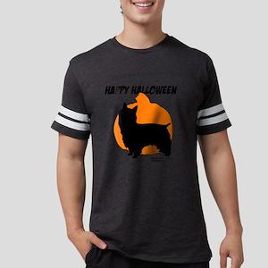 pumpkin-112 Mens Football Shirt
