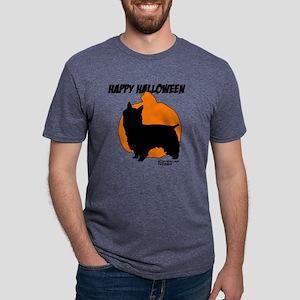 pumpkin-112 Mens Tri-blend T-Shirt
