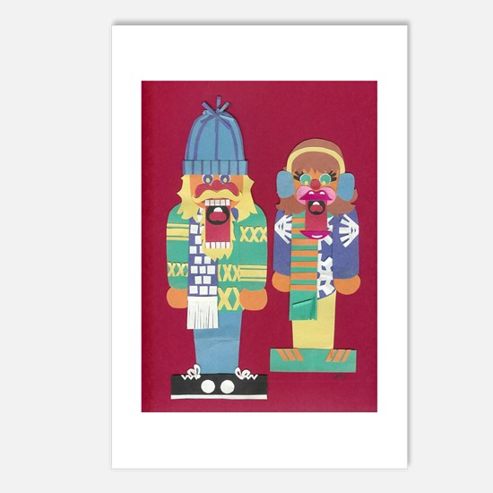 The Nutcrackers Postcards (Package of 8)