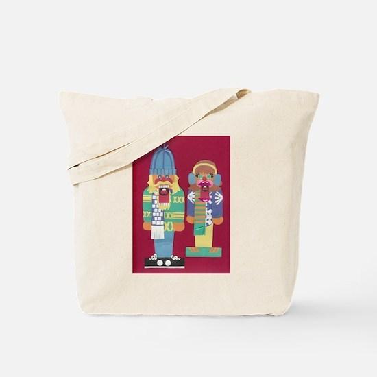The Nutcrackers Tote Bag