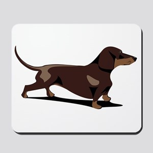 Short-haired Dachshund Mousepad