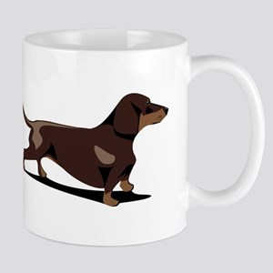 Short-haired Dachshund Mug