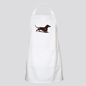 Short-haired Dachshund Apron