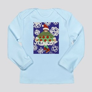 Thank You Elf Long Sleeve Infant T-Shirt