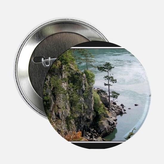 Scenic, rugged Deception Pass, Whidbey Island, WA