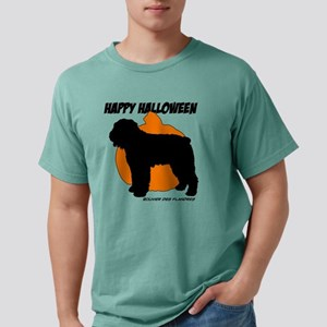 pumpkin-130 Mens Comfort Colors Shirt