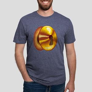 Cymbals Mens Tri-blend T-Shirt