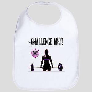 Challenge Met! Bib