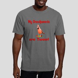 grandparentstweet Mens Comfort Colors Shirt