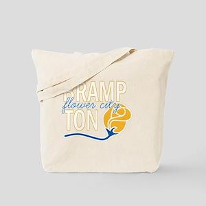 Brampton Flower City Tote Bag