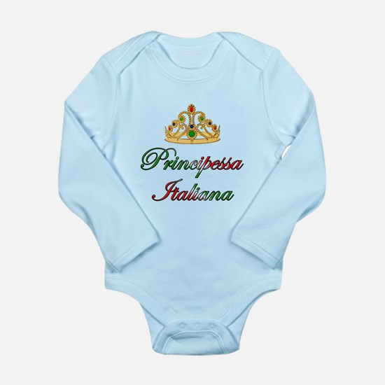 Principessa Italiana (Italian Princess) Body Suit