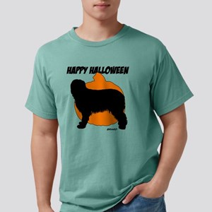 pumpkin-132 Mens Comfort Colors Shirt