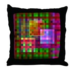 Op Art 4 Throw Pillow