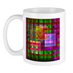 Op Art 4 Mug