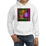 Op Art 4 Hooded Sweatshirt