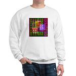 Op Art 4 Sweatshirt